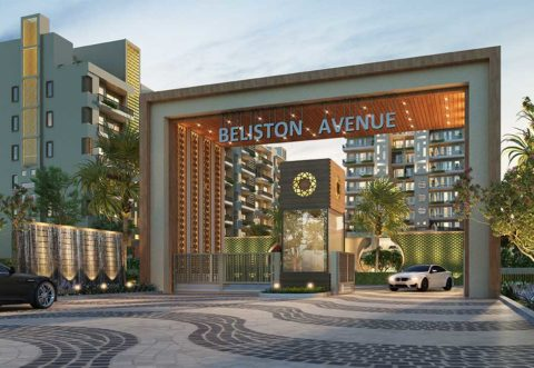 beliston avenue, 3 BHK Flats in Zirakpur, Chandigarh