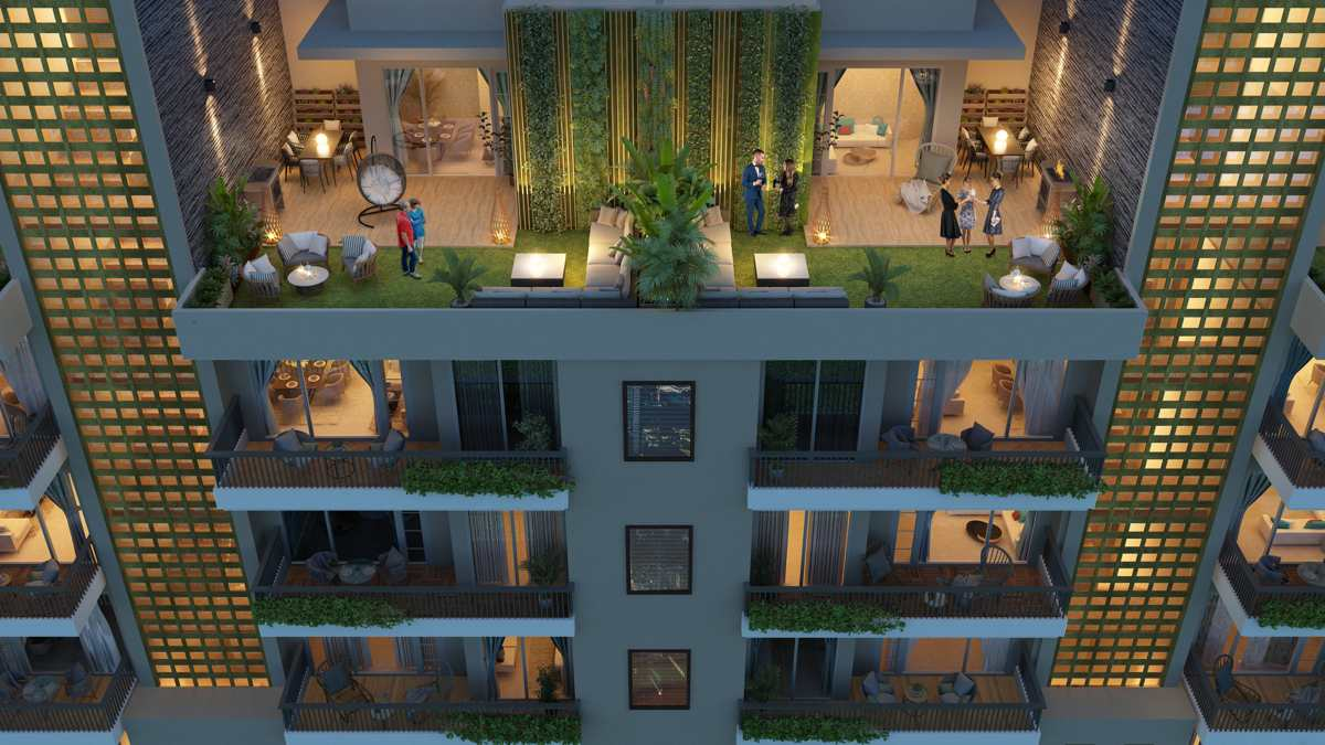 Penthouses: Your Nest in the Sky